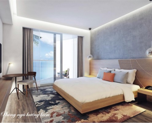 Vinpearl Beach Front Condotel 5