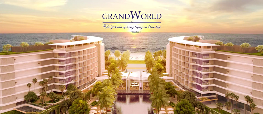 Condotel Grand World Phú Quốc